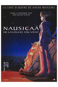 Nausica� of the Valley of the Winds - 27 x 40 Movie Poster - French Style A