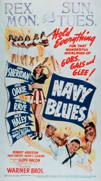 Navy Blues - 11 x 14 Movie Poster - Style A