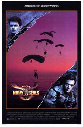 Navy SEALS - 11 x 17 Movie Poster - Style A