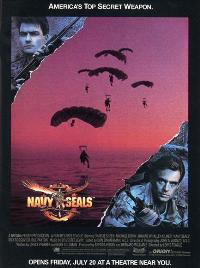 Navy SEALS - 43 x 62 Movie Poster - Bus Shelter Style A