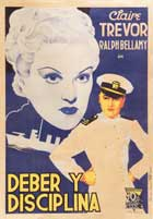 Navy Wife - 11 x 17 Movie Poster - Spanish Style A