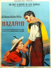 Nazarin - 27 x 40 Movie Poster - French Style A