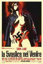 Nazi Love Camp - 27 x 40 Movie Poster - Italian Style A