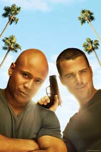 NCIS: Los Angeles - 11 x 17 TV Poster - Style B