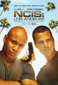 NCIS: Los Angeles - 27 x 40 TV Poster - Style A