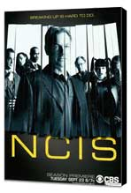 NCIS - 27 x 40 Movie Poster - Style B - Museum Wrapped Canvas