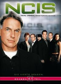 NCIS - 27 x 40 Movie Poster - German Style B
