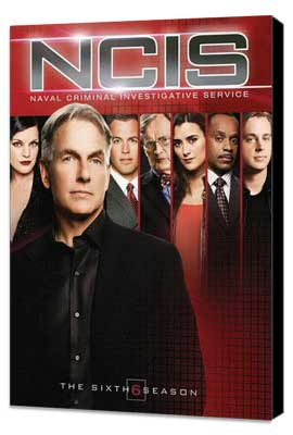 NCIS - 11 x 17 Movie Poster - Style A - Museum Wrapped Canvas