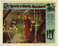 Nearly a Nasty Accident - 11 x 14 Movie Poster - Style B