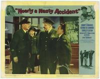 Nearly a Nasty Accident - 11 x 14 Movie Poster - Style D