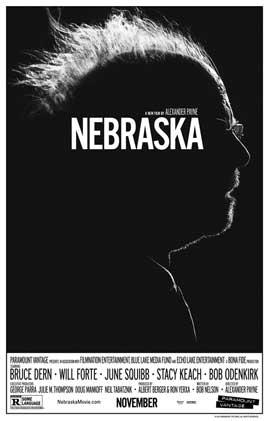 Nebraska - 11 x 17 Movie Poster - Style A