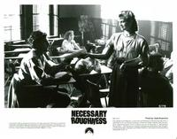 Necessary Roughness - 8 x 10 B&W Photo #1
