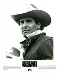 Necessary Roughness - 8 x 10 B&W Photo #2