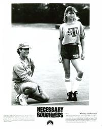 Necessary Roughness - 8 x 10 B&W Photo #3