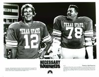 Necessary Roughness - 8 x 10 B&W Photo #4