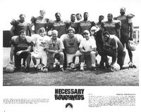 Necessary Roughness - 8 x 10 B&W Photo #6