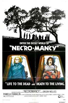 Necromancy - 11 x 17 Movie Poster - Style B