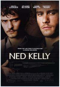 Ned Kelly - 43 x 62 Movie Poster - Bus Shelter Style A