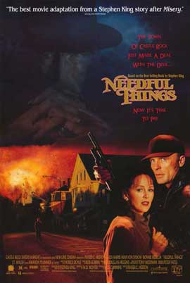 Needful Things - 11 x 17 Movie Poster - Style A