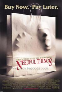 Needful Things - 27 x 40 Movie Poster - Style A
