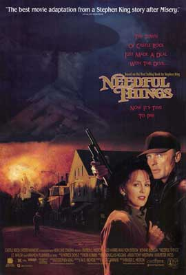 Needful Things - 27 x 40 Movie Poster - Style B