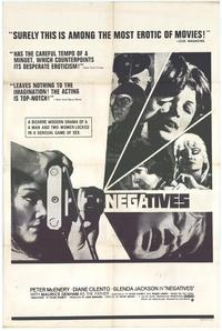 Negatives - 11 x 17 Movie Poster - Style B