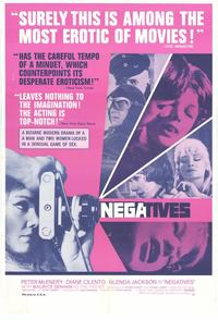Negatives - 27 x 40 Movie Poster - Style A