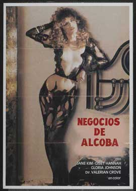 Negocios de Alcoba - 11 x 17 Movie Poster - Style A