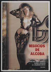 Negocios de Alcoba - 43 x 62 Movie Poster - Bus Shelter Style A