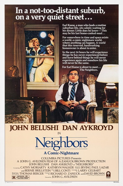 Neighbors - 11 x 17 Movie Poster - Style A