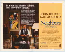 Neighbors - 22 x 28 Movie Poster - Half Sheet Style A
