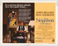 Neighbors - 43 x 62 Movie Poster - Bus Shelter Style A