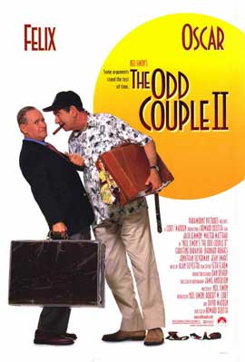 Neil Simon's The Odd Couple 2 - 11 x 17 Movie Poster - Style A