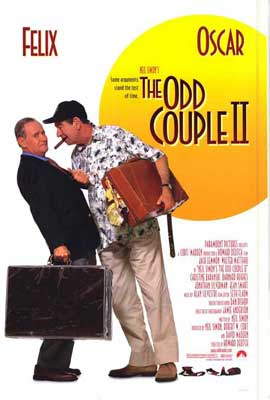 Neil Simon's The Odd Couple 2 - 27 x 40 Movie Poster - Style A