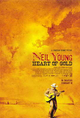 Neil Young: Heart of Gold - 11 x 17 Movie Poster - Style A