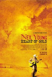 Neil Young: Heart of Gold - 27 x 40 Movie Poster - Style A