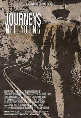 Neil Young Journeys - 27 x 40 Movie Poster - Style A