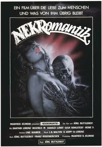 Nekromantik - 43 x 62 Movie Poster - German Style A