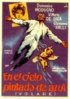 Nel blu dipinto di blu - 11 x 17 Movie Poster - Spanish Style A