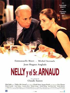 Nelly & Monsieur Arnaud - 11 x 17 Movie Poster - Spanish Style A