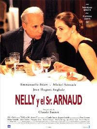 Nelly & Monsieur Arnaud - 27 x 40 Movie Poster - Spanish Style A