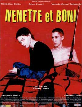 Nenette and Boni - 11 x 17 Movie Poster - French Style A