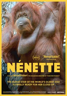 Nenette - 11 x 17 Movie Poster - Style A