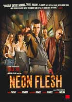 Neon Flesh - 27 x 40 Movie Poster - French Style A