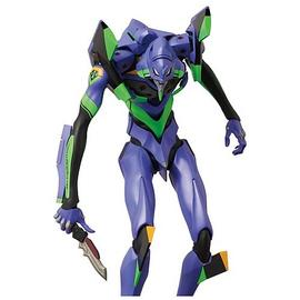 Neon Genesis Evangelion: Death & Rebirth - 2.0 EVA-01 RAH Action Figure