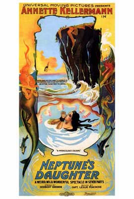 Neptune's Daughter - 27 x 40 Movie Poster - Style A
