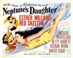 Neptune's Daughter - 11 x 17 Movie Poster - UK Style A