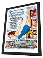 Neptune's Daughter - 11 x 17 Movie Poster - Style C - in Deluxe Wood Frame