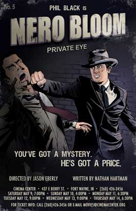 Nero Bloom: Private Eye - 27 x 40 Movie Poster - Style A