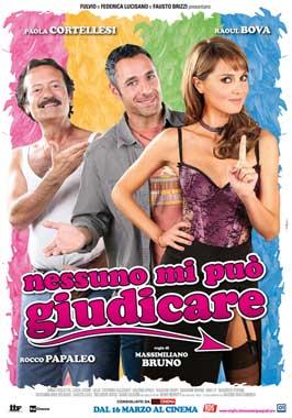 Nessuno mi puo giudicare - 11 x 17 Movie Poster - Italian Style A